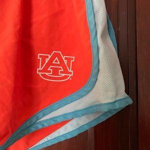 Nike Auburn Drifit Tempo Women's Running Shorts